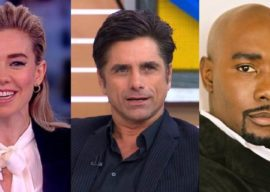"""""""Live with Kelly and Ryan"""" Guest List: John Stamos, Morris Chestnut and More to Appear Week of April 12th"""