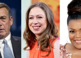 """""""The View"""" Guest List: John Boehner, Chelsea Clinton, Yvette Nicole Brown and More to Appear Week of April 12th"""