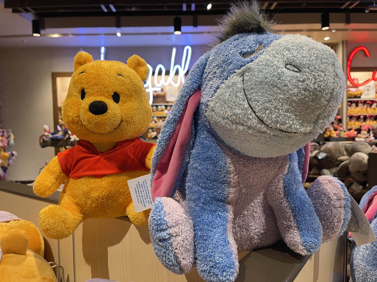 PHOTOS: New Weighted Plush Appear at World of Disney at Walt Disney World -  LaughingPlace.com