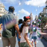 Walt Disney World Adjusts Face Mask Policies, No Longer Requiring Them to Be Worn Outdoors Starting May 15