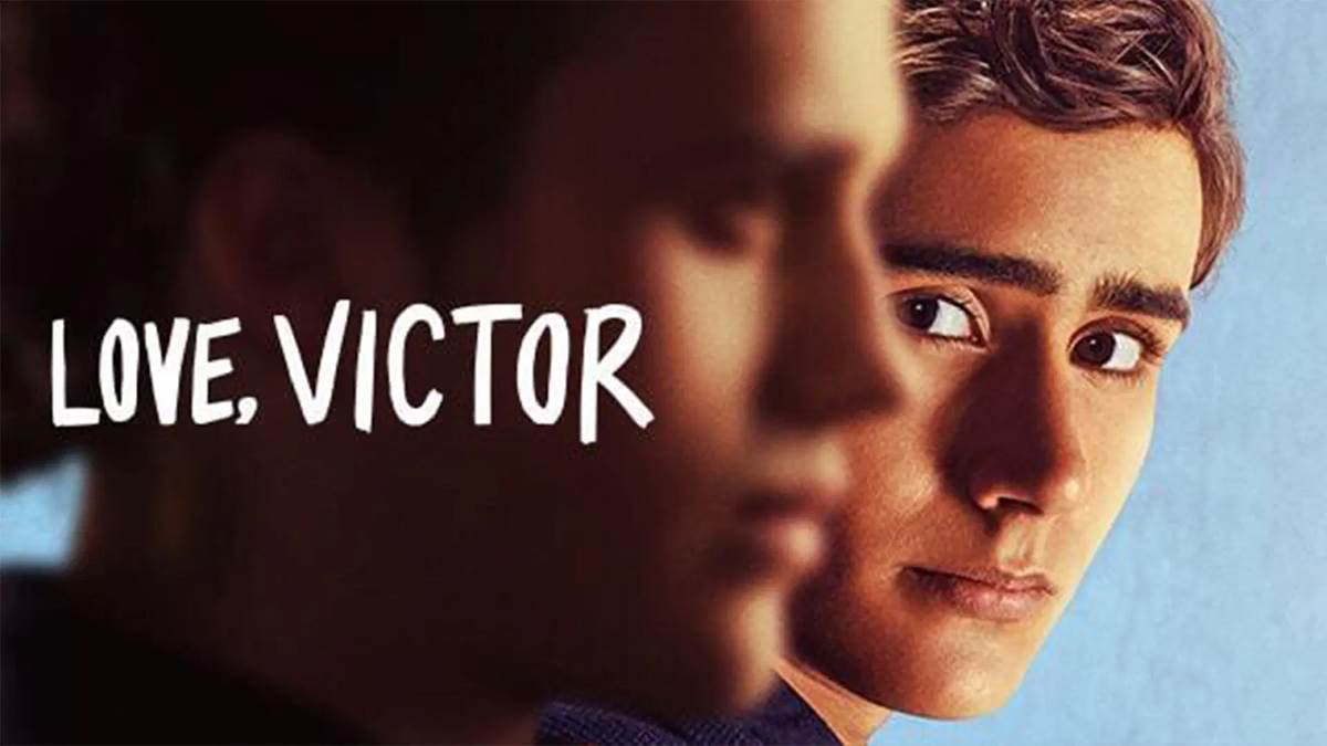 """TV Review: """"Love, Victor"""" Season 2 Deals With the Aftermath of Victor  Coming Out to His Parents - LaughingPlace.com"""