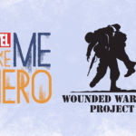 """Marvel and the Wounded Warrior Project Team Up for New """"Marvel Make Me A Hero"""" Series"""