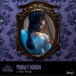 """Taraji P. Henson to Play Ghost Bride Constance Hatchaway in """"Muppets Haunted Mansion"""" on Disney+"""