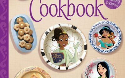 """Book Review: """"The Disney Princess Cookbook"""" is Fun in More Ways than One"""
