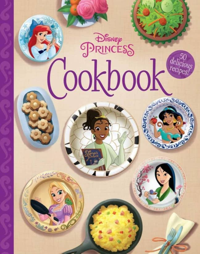 """Book Review: """"The Disney Princess Cookbook"""" is Fun in More Ways than One laughingplace.com"""