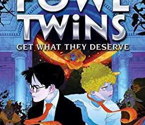 """Book Review: """"The Fowl Twins Get What They Deserve"""""""