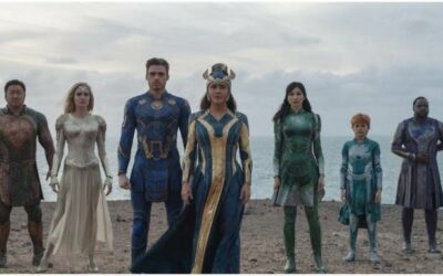 """""""Eternals"""" Stars and Creators Discuss Their Characters and What the Movie Means to Them"""