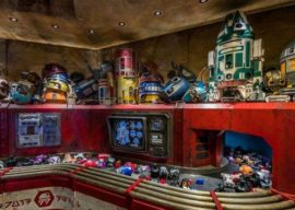 Star Wars: Galactic Starcruiser Guests Can Use Droid Depot Customized Droids Aboard Ship