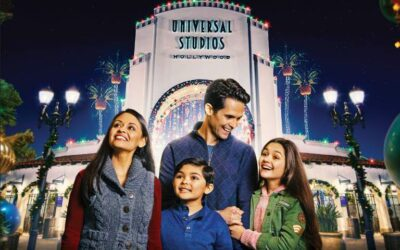 Universal Studios Hollywood Decks The Halls With Returning Holiday Favorites