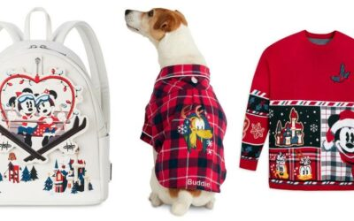 Holiday Shopping: Walt's Lodge Collection Brings Holiday Cheer to shopDisney
